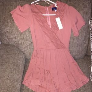 Romper *new with tags!*